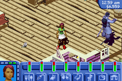 sims bustin out gba free download