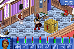 ~I think this was my mansion-- I just dumped all my items in one location so I could use them faster x)