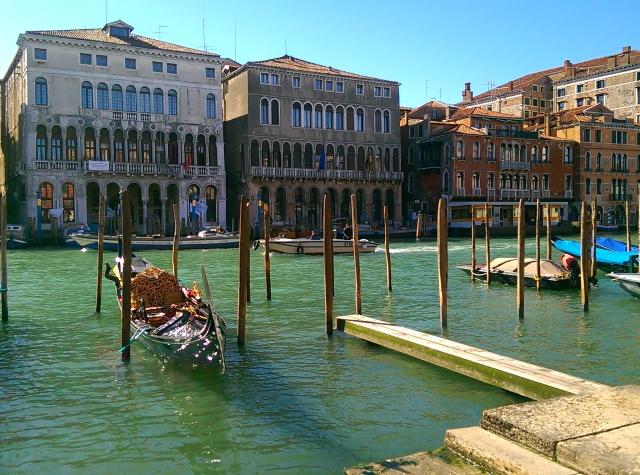 ~venice docks, Italy